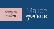 Majice 7.99 EUR