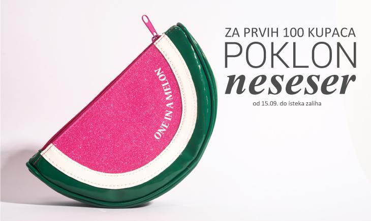 Poklon neseser - new opening