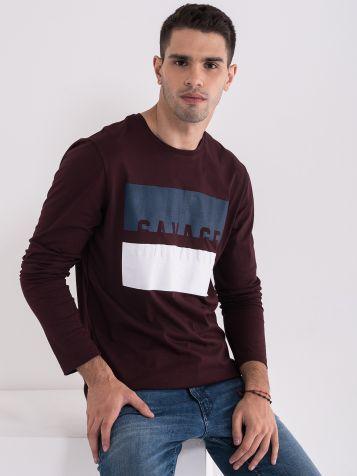 Muška majica dug rukav