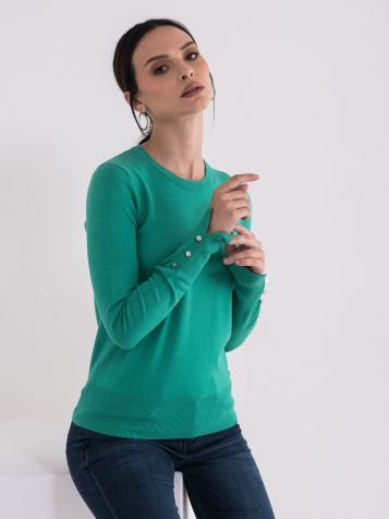 Džemper sa dugmićima