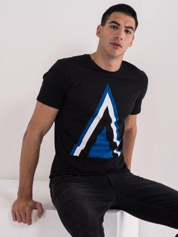 Majica sa minimalističkom štampom