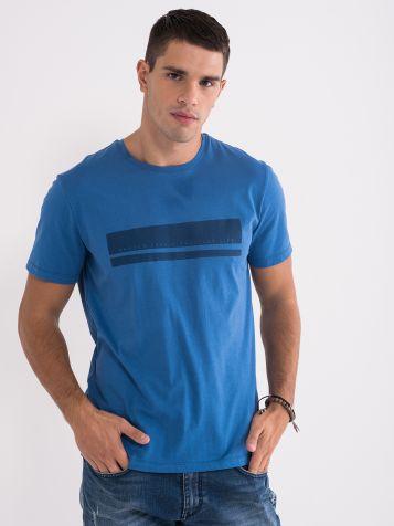Muška majica sa diskrentim printom