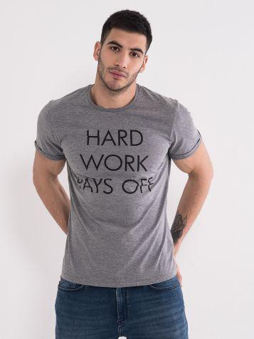 Majica hard work