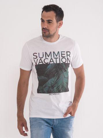Muška majica summer vacation