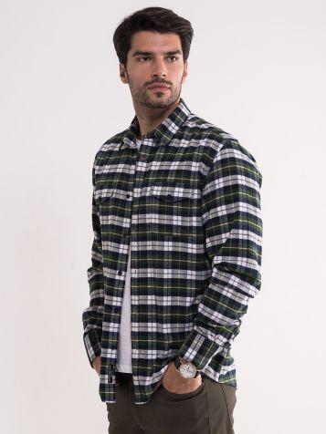 Muška karirana košulja