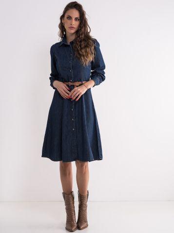 Denim haljina
