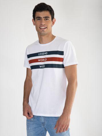 Bijela LWW majica