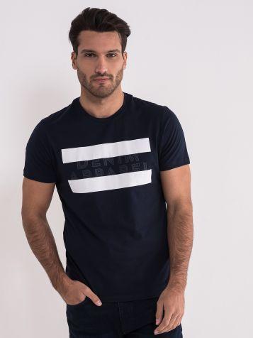 Jednostavna teget majica