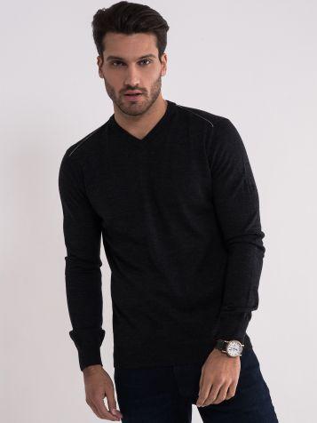 Tamno sivi džemper
