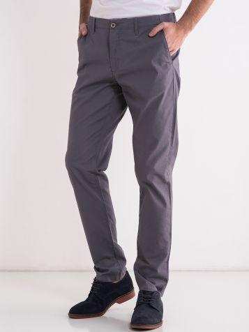 Muške sive pantalone akcija