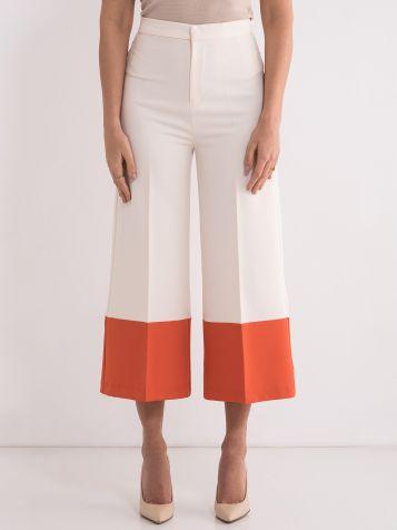 Elegantne ženske pantalone