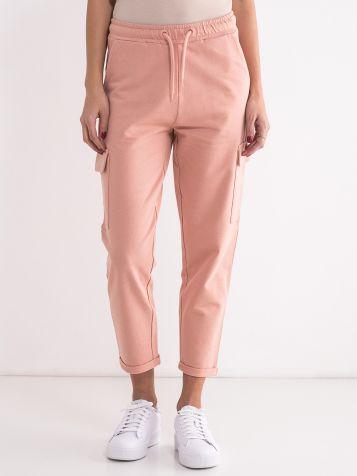 Ženska roze trenerka