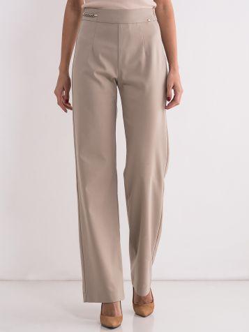 Elegantne bež pantalone