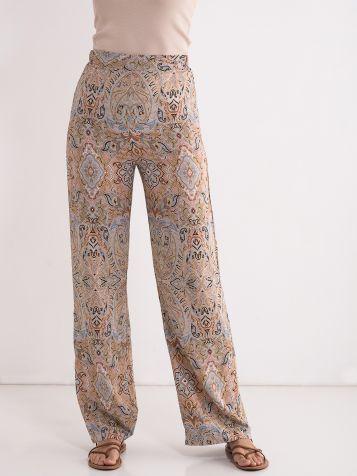 Ženske dezenirane pantalone