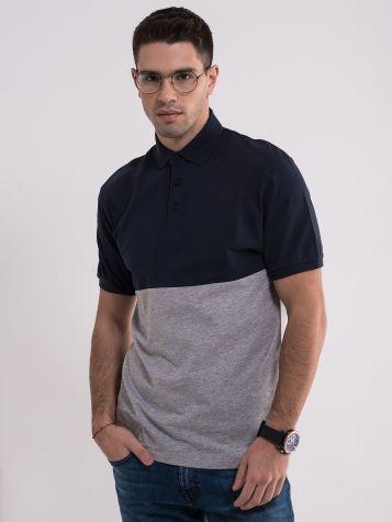 Casual majica sa kragnom
