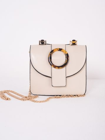 Elegantna bijela torba